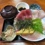 網元の店八代 - 大漁丼