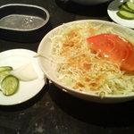 とんかつ dining TONKA - キャベツ