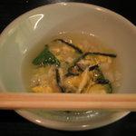 日比谷三源豚 - 締めの雑炊