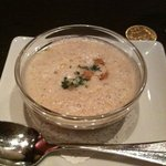 ビノテーカワゴン - 冷たいスープ☆