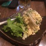 うま虎 - うま虎のポテトサラダ380円