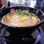 極 煮干し本舗 - 魚介煮干しラーメン 780円