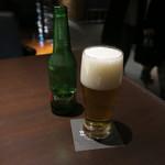 ワカヌイ グリル ダイニング バー 東京 - ビール