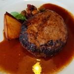 カフェ&レストラン ベーシック - ランチ ハンバーグ