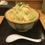 ラーメンみそ兵衛 - 野菜味噌