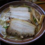 千利庵 - 料理写真:味噌チャーシュー(¥900)