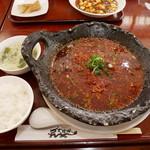 中国郷菜館 大陸風 - 辣子麺(ラーズー麺)