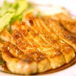 81008901 - 豚ロース生姜焼き 850円 の豚ロース生姜焼き