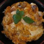 里のやきとり - 里のやきとり 三浦地鶏親子丼