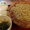 一休庵 - 料理写真:二八のとろろ蕎麦