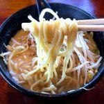 大正麺業 - 味噌ラーメン 麺 2017.12.30
