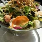 81010400 - 新春野菜と小エビのJ'adore風コブサラダ