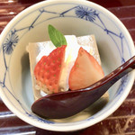 鎌仁別荘 - デザート