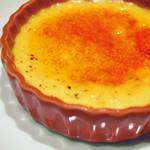 フレンチ小料理バル megane - パリパリキャラメルのクレームブリュレ