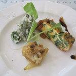 ラ・ヴィータ・エ・ベッラ - 料理写真:アンティパストミスト 普通に旨し
