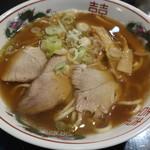 中華そばさとう - 料理写真:津軽煮干し