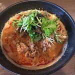 荻窪らーめん栄龍軒 - 料理写真:坦々麺 赤 850円