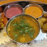 パリワール - 豆のスープ