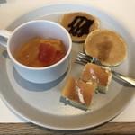 スーホルム カフェ+ダイニング - デザート