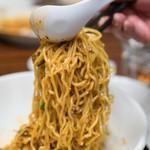 粒粒香 - 2018.2 汁なし坦々麺(900円)
