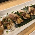 武乃蔵 - 鶏肉のたたき