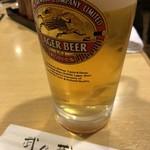 武乃蔵 - 生ビール