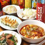 珉珉 - オーダーバイキング食べ飲み放題コース(ソフトドリンクのみ)2時間  2180円