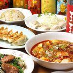 珉珉 - 【オーダー式食べ放題コース】飲放付き アルコール含む(2時間)クーポン利用で2980円→2780円