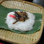 8103788 - 笹寿司 一枚100円