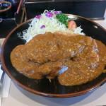 レストハウス国界 - 料理写真:カツカレー