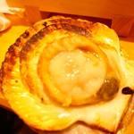 浜焼太郎 - ホタテは半生が好きです