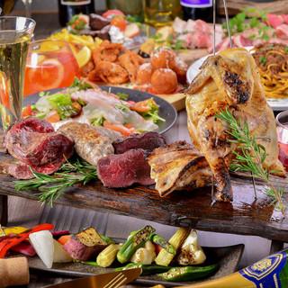 《ジビエ専門肉バル》肉食の皆様へ贈るヘルシーなジビエ料理