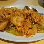 華都飯店 - 八宝菜