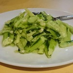 華都飯店 - 胡瓜と大蒜の冷菜