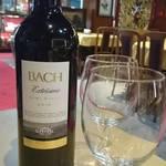華都飯店 - 赤ワイン BACH スペイン産