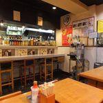 珉珉 - お酒も充実しているので、夜も食事にも、飲み餃子にも、宴会にもご利用できます☆カウンター席、テーブル席、個室と各種ご用意してお待ちしております♪お気軽にお立寄りください!