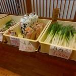 卑弥呼ロマンの湯 売店 - 朝倉産の野菜直売