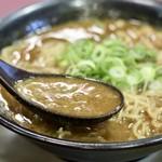 藤一番 - ほどよい辛さのうまコクカレースープ