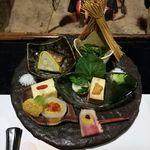 山の宿 新明館 - 料理写真: