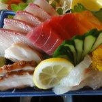 力寿司 - 刺身