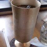 カフェリビング 仏蘭西屋 - アイスコーヒー