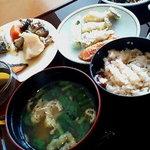 日本料理松波 - 一周目 左側