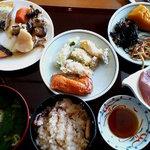 日本料理松波 - 二周目 横で撮影