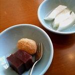 日本料理松波 - 三周目 別腹デザート