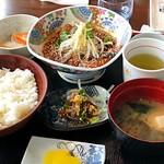 レストラン つばき - 清水さば漁師漬け定食