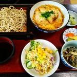 81040144 - かつ丼セット ¥880