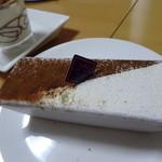 パティスリー タク - 料理写真:クリーミーショコラ