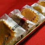 パティステリア テテ - 料理写真:プレーンとチョコ