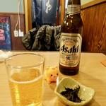 はし本 - ビール