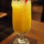 桜屋珈琲館 - オレンジジュース